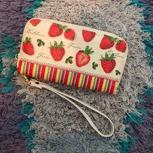 Cute little strawberry 🍓 Wallet